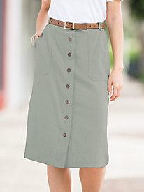 Traveler's Skirt