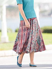 Sunset Swirl Skirt