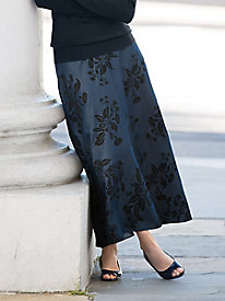 Dressed-Up Denim Skirt...