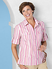 Striped Shirt by Koret®