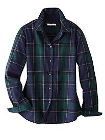 Tartan Shirt by Foxcroft