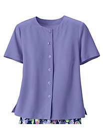 Short-Sleeve 'Emily' Blouse