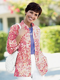 Palm Beach Mandarin Tunic