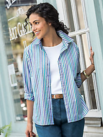 Foxcroft Stripe Shirt