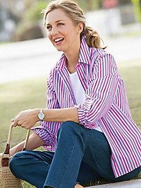 Foxcroft Stripe Shirt