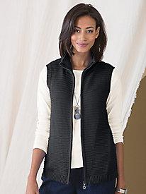 Koret® Textured Sweater Vest