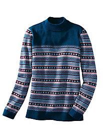 Fair Isle Sweater @...