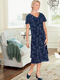 Madeline Print Dress