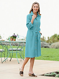 Harbor Breeze Shirtdress