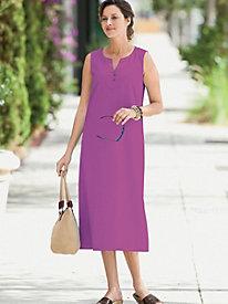 Harbor Breeze Sleeveless Dress