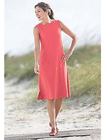 Sleeveless Bateau Dress