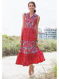 Harmony Floral Shirtdress