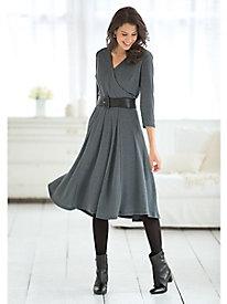 Everyday Easy Rib-Knit Dress