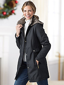 Bonded Storm Coat by Weatherproof