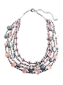 Pretty in Pearls Statement Necklace