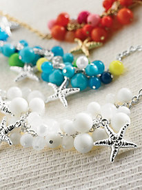 Charming Starfish Necklace
