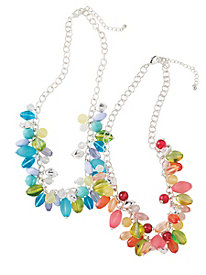 Floral Beauty Necklace
