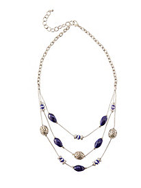 True-Blue Necklace