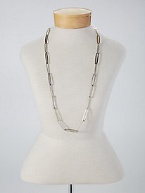 Modern Link Necklace