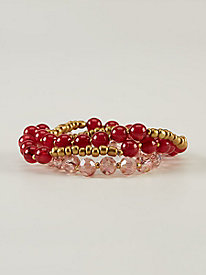 Berry Bead Bracelet