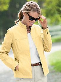 Dennisport Zip-Front Jacket