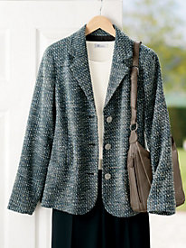 Allegra Tweed Jacket