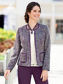 Studio Style Tweed Jacket