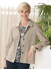 Travel Crinkle Easy Jacket