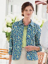 Kendall Floral Jacket