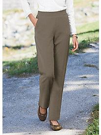 Everyday Knit Essentials Straight-Leg Pants