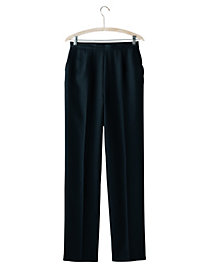 Windsor Flat-Front Pant