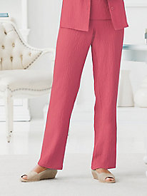 Ripplecloth Comfort Waist Pull-On Pant