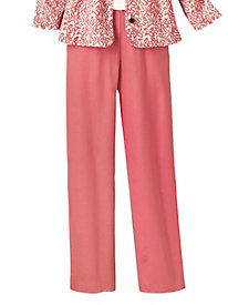'Harbor Breeze' Pull-On Pant