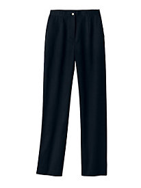 Cohasset Comfort-Twill Fly-Front Pant