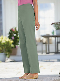 Side Zip Chinos