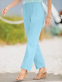 Captiva Cotton Pants