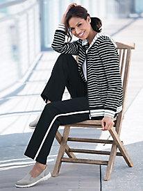Striped Knit Active Set