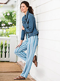 Boardwalk Stripe Pants