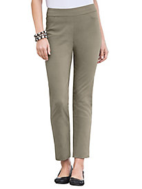 Slim-Sation� Ankle Length Pants