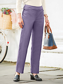 Slim-Sation for Appleseed?s Straight-Leg Pants