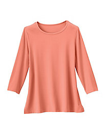 Koret Solid or Print Knit Top