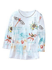 Botanica Tee by Jess & Jane