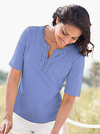 Plus-Size Cotton Clothing | ElegantPlus.com Editor's Picks