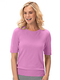 Short Sleeve & Sleeveless Sweaters for Women | Appleseeds