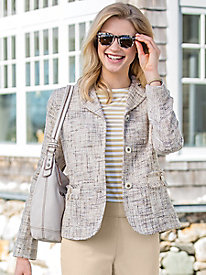 Savannah Tweed Jacket