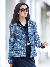 Twilight Tweed Jacket