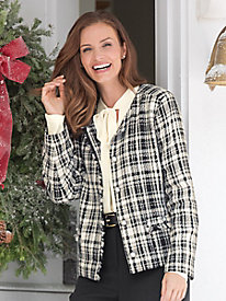 Heritage Plaid Jacket