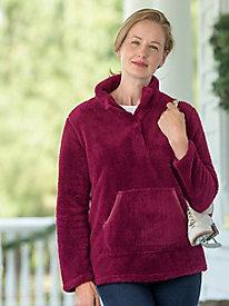 Cozy Fleece Pullover