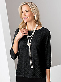 Layering Lace Top