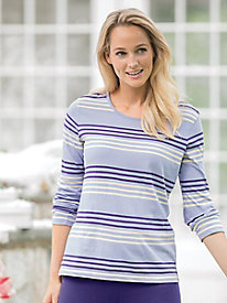 Skyline Stripe Tee